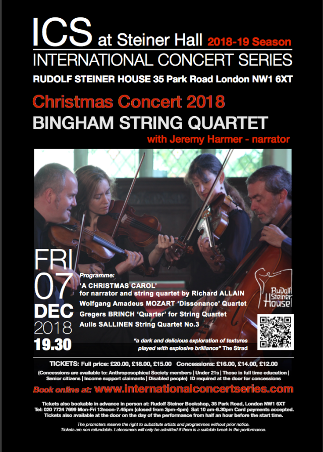 Bingham String Quartet